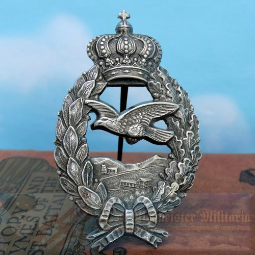 BAVARIA - PILOT BADGE - ARMY - COMMEMORATIVE