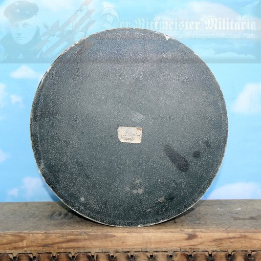 GERMANY - SCHIRMMÜTZE STORAGE CASE/CARTON - OFFICER - ORIGINAL - Imperial German Military Antiques Sale