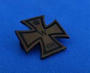GERMANY - PATRIOTIC PIN - 1914 IRON CROSS