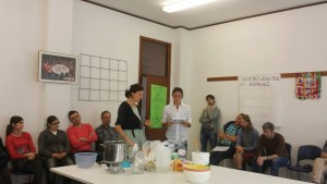 Buen Vivir Association self production of bio-detergents