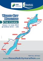 Walled City Marathon