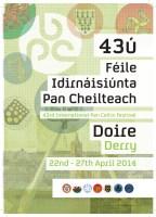 Pan Celtic Festival Derry