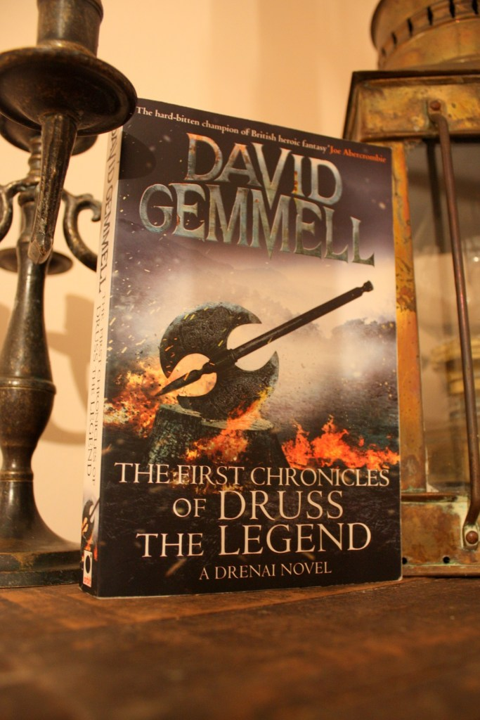 "Roman ""The First Chronicles of Druss the Legend"" von David Gemmell"