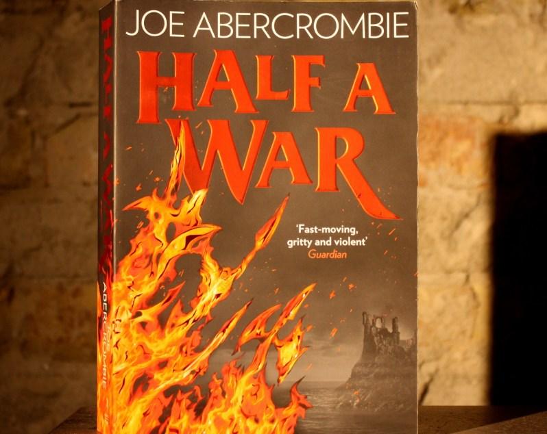 Cover des Romans Half a War