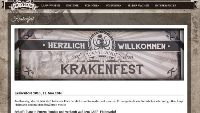 Freyhand Krakenfest