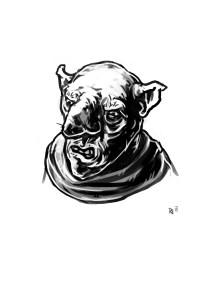 Der Goblin Lurrg von Rudy Eizenhöfer