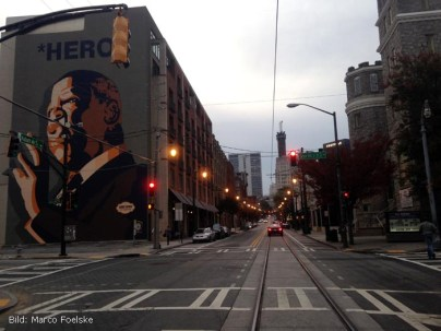 Atlanta 2015, USA: Graffiti.