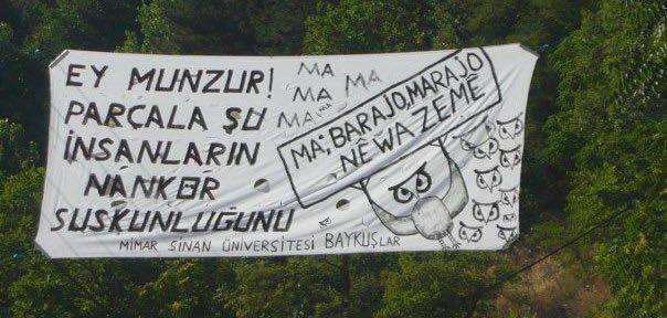 Munzur Vadisi'nde acele kamulaştırmaya Tunceli Barosu'ndan tepki...