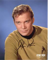 Captain Kirk - unsterblich.