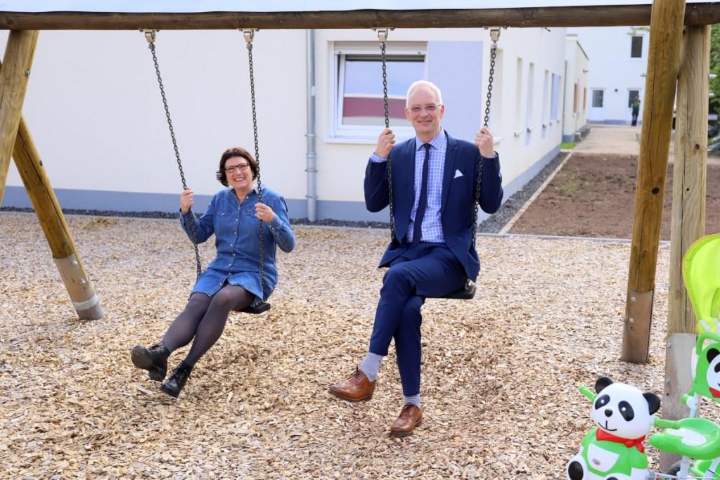 Annastift wurde für sechs Millionen Euro renoviert.