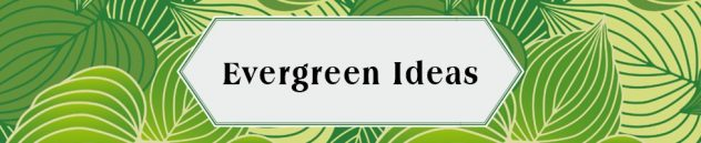 Evergreen Ideas Logo