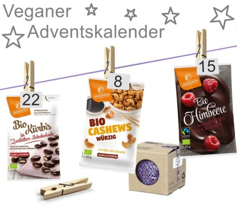 Landgarten DIY Adventskalender
