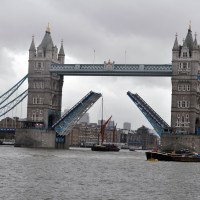Tower Bridge, Is Opening Up