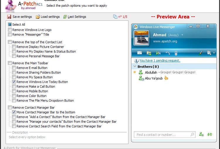 A-Patch : Supprime les pubs de MSN et plus encore