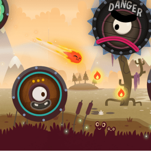 Pyro Jump Swamp World