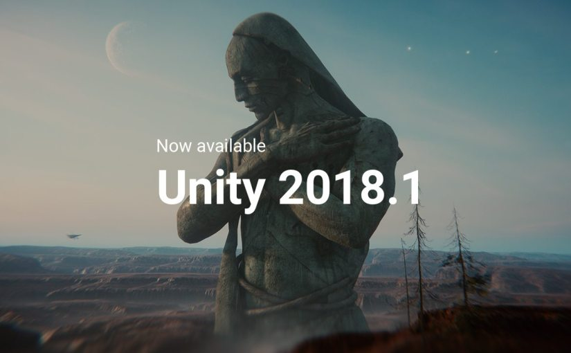 Unity 2018.1 is now available! What's new for developers?