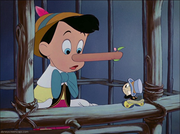 Pinocchio di Walt Disney