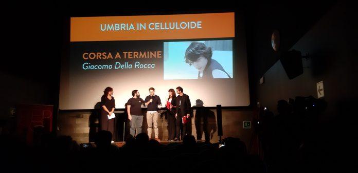 PerSo Umbria in celluloide per Giacomo della Rocca, Corsa a termine