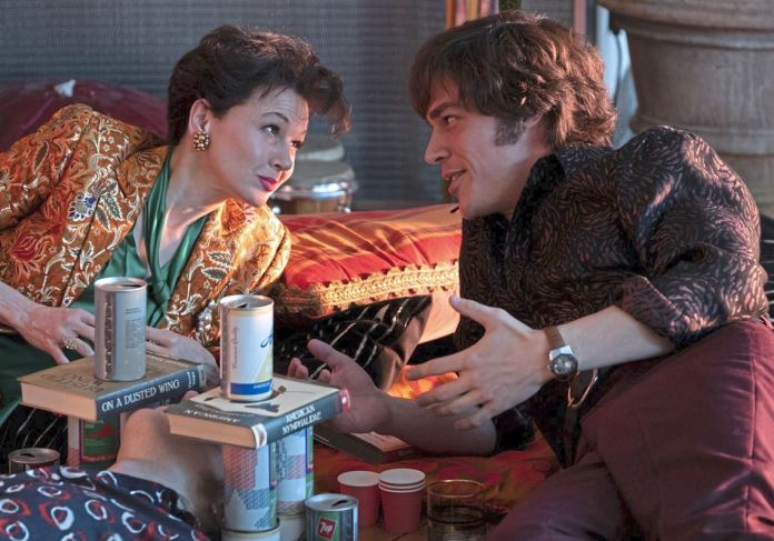 Judy, film biografico su Judy Garland diretto da Rupert Goold e interpretato da Renée Zellweger.