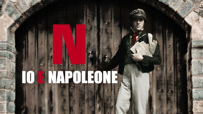 N - Io e Napoleone è un film del 2006 diretto da Paolo Virzì. Il regista livornese racconta l'esilio elbano dell'imperatore francese. Con Elio Germano e Daniel Auteuil, Valerio Mastandrea e Monica Bellucci.