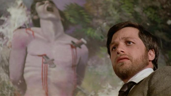 La casa dalle finestre che ridono, del 1976, rappresenta l'apice del successo di Pupi Avati come regista di film gialli e dell'orrore. Con Lino Capolicchio, Gianni Cavina, Bob Tonelli e Eugene Walter.