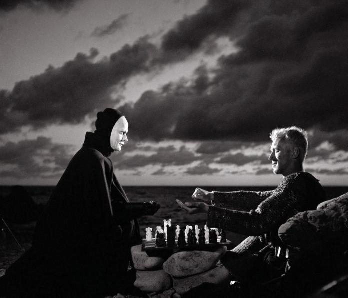 Max Von Sydow (Lund, 10 aprile 1929 - Parigi, 8 marzo 2020). Forse uno degli interpreti più eclettici del cinema. Attore nei film di Bergman e interprete in altre opere indimenticabili,