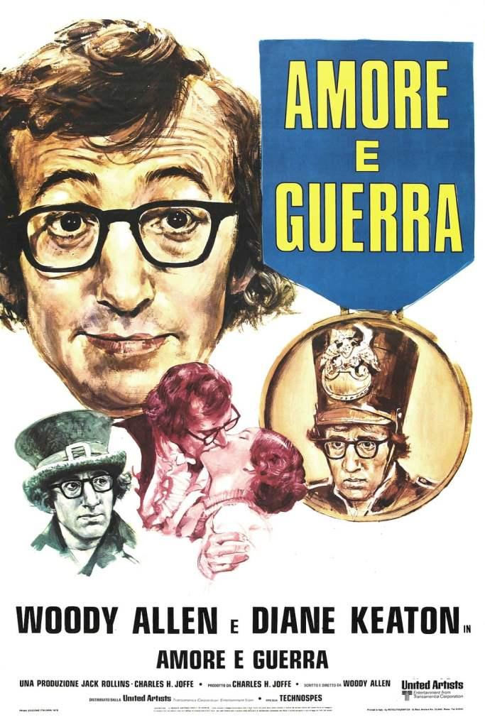 Amore e Guerra, di Woody Allen, anno 1975.