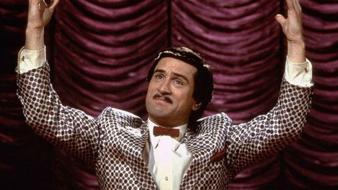 Re per una notte (The King of Comedy), 1984, regia di Martin Scorsese.