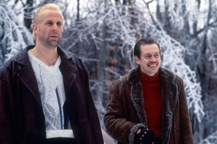 Steve Buscemi e Peter Stormare sono rispettivamente i banditi Carl Showalter e Gaear Grimsund.