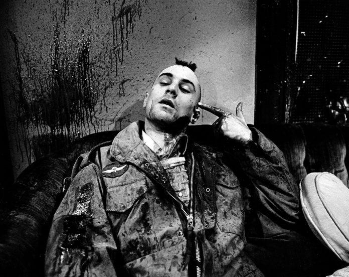 Robert De Niro Top10. Taxi Driver (1976), regia di Martin Scorsese.
