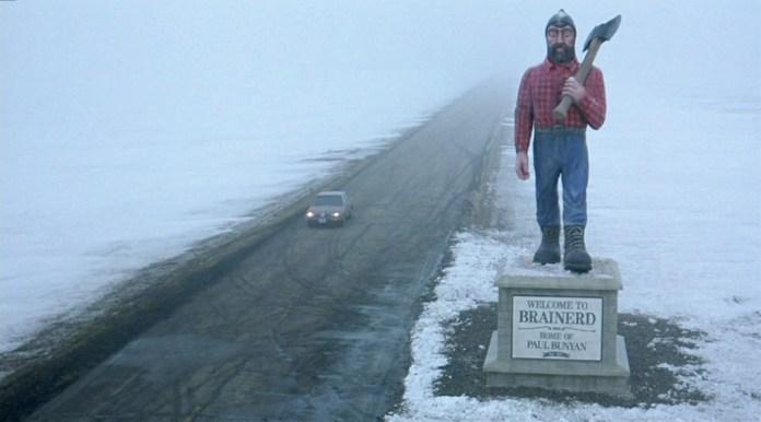 Fargo (1996) regia di Joel e Ethan Coen.