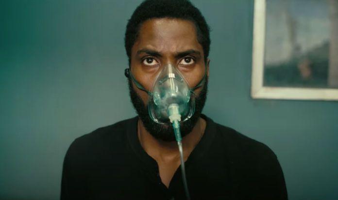 Tenet (2020), l'ultimo film di Christopher Nolan.