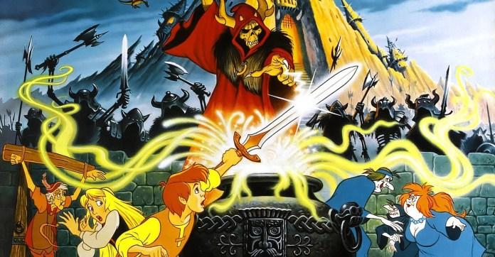 Taron e la pentola magica (1985), venticinquesimo classico Disney diretto da Tern Berman e Richard Rich.