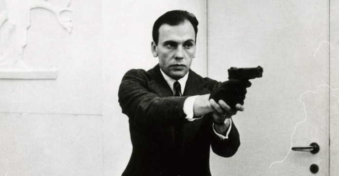 Il conformista (1970), con Jean-Louis Trintignant.
