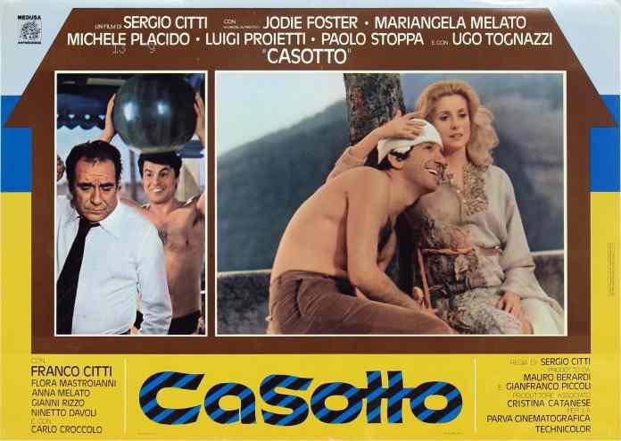 Casotto (1977), regia di Sergio Citti.