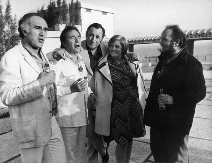 La grande abbuffata (La Grande Bouffe), anno 1973.