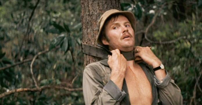 Un tranquillo weekend di paura, anno 1972, regia di John Boorman.