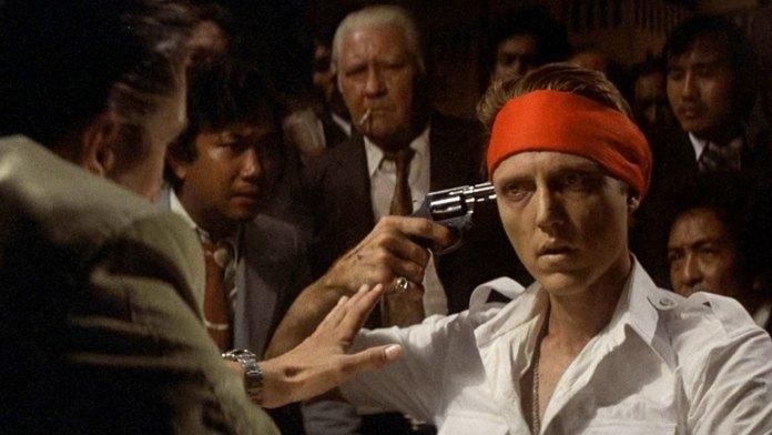 Christopher Walken è Nik, uno dei personaggi principali de Il Cacciatore di Michael Cimino.