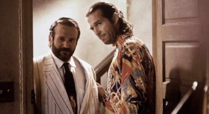 La leggenda del re pescatore (The Fisher King), diretto da Terry Gilliam.