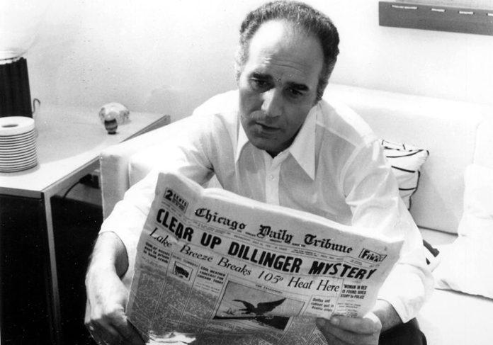 Dillinger è morto, anno 1969, regia di Marco Ferreri.