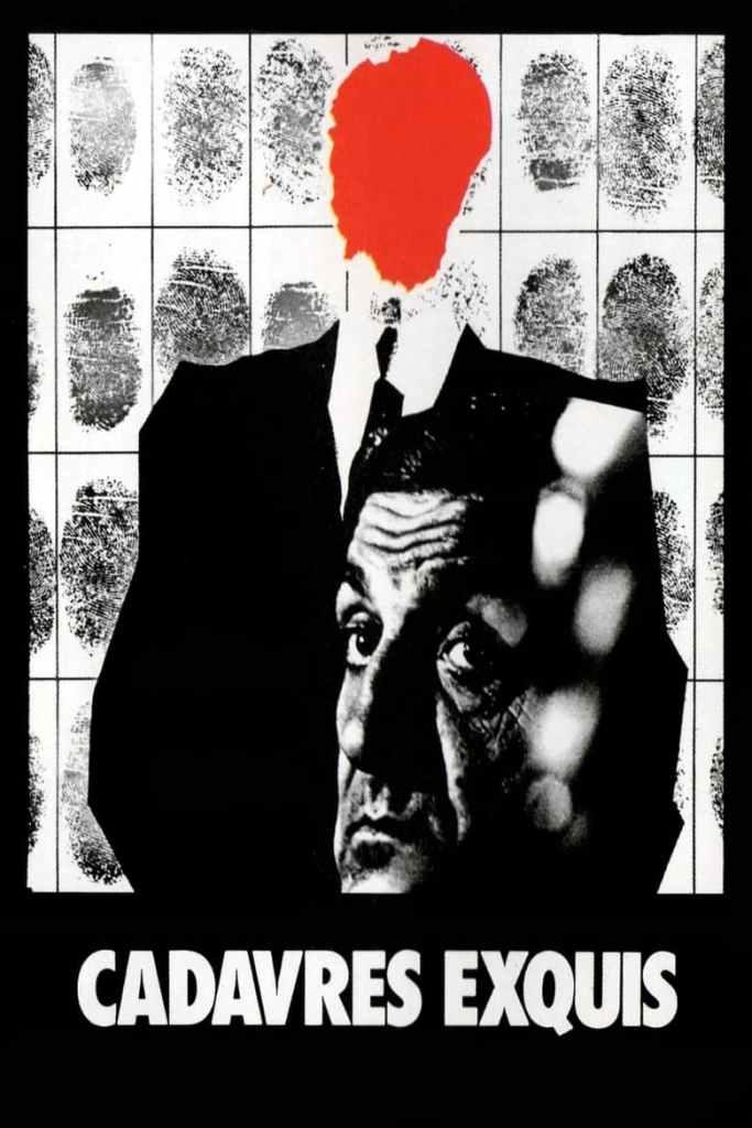 Lino Ventura è il protagonista di Cadaveri eccellenti (1976), di Francesco Rosi.