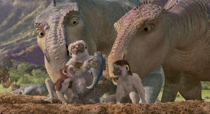 Dinosauri, 39° classico Disney del 2000.