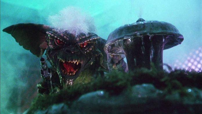 Gremlins, cult del 1984 diretto da Joe Dante.