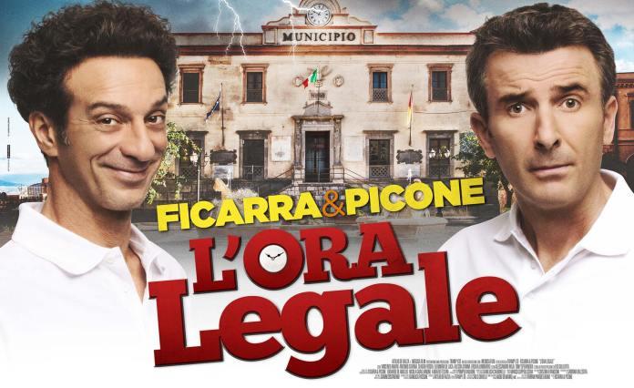 L'ora legale, diretto e interpretato da Ficarra e Picone.