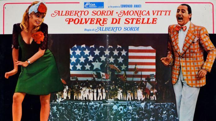 Polvere di stelle (1983), diretto da Alberto Sordi.