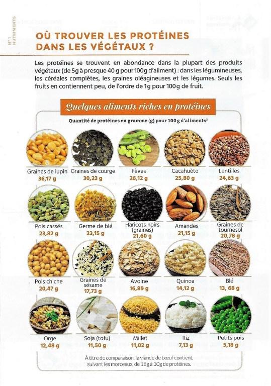 actions véganes AVF LES protéines