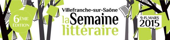 Semaine littéraire de Villefranche-sur-Saône,