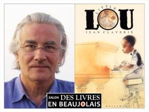 3e salon Des Livres en Beaujolais : carte blanche à Jean Claverie