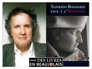 Bruno Benoit invité du 3e salon Des Livres en Beaujolais