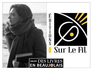 Maryline Martinol - Éditions Sur Le Fil - 3e salon Des Livres en Beaujolais
